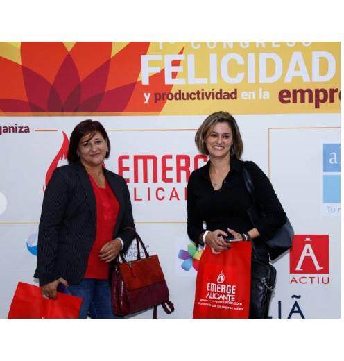 Premier Congrès du Bonheur et de la Productivité au Travail Alicante Partie I